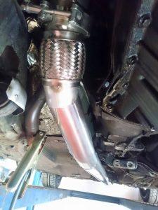 Custom exhaust welding and fabrication